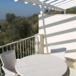 View From Balcony | Lakeshore Golf Apartments Bodrum