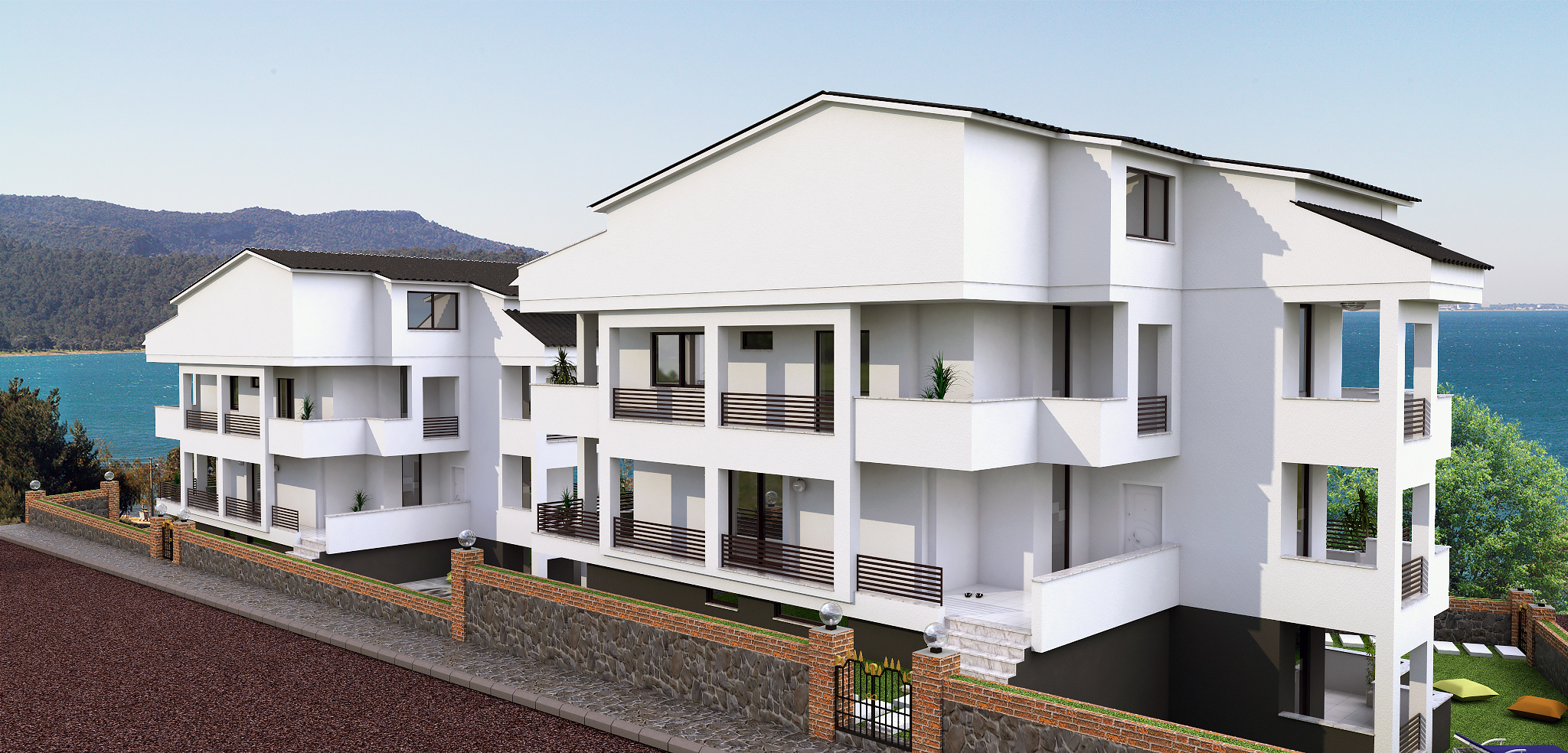 Arcadia Villas New Build Villa Corner Plots