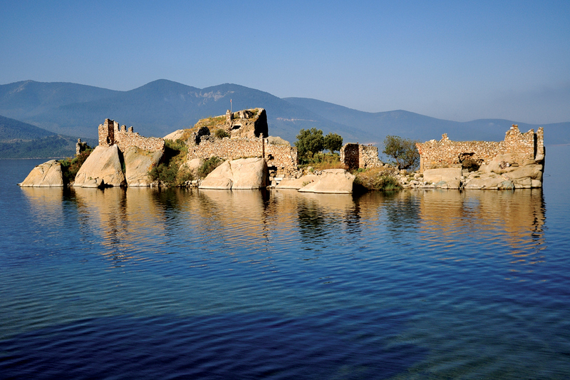 Bafa Lake Turkey