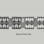 Club Harmonia D Second Floor Plan