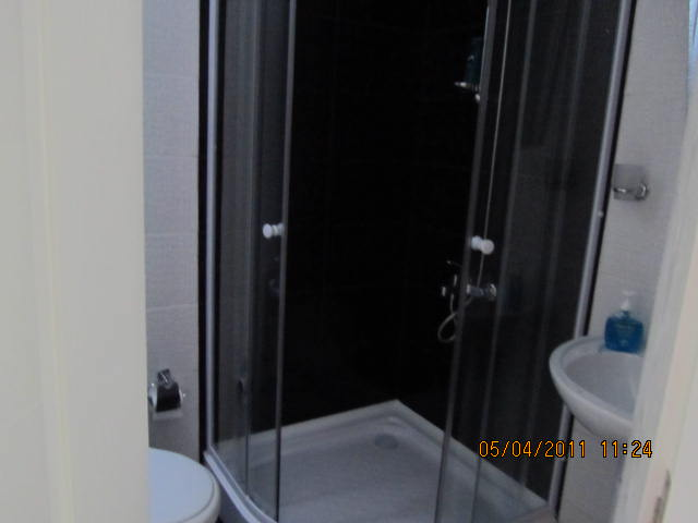 Monica Duplex Shower
