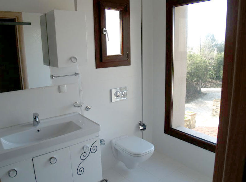 Yalikavak Villa Bathroom