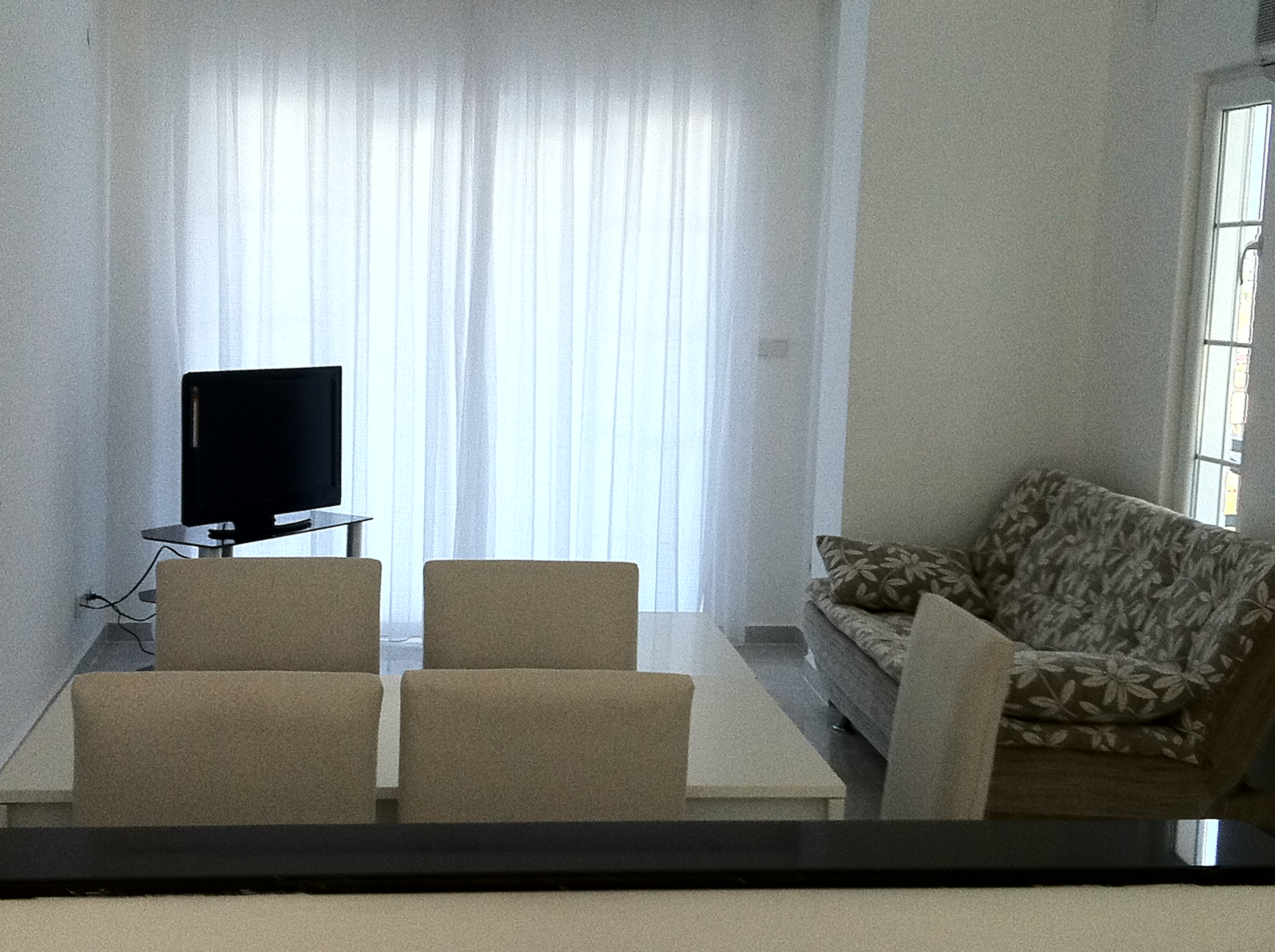 Zohreh Apartment Living Space
