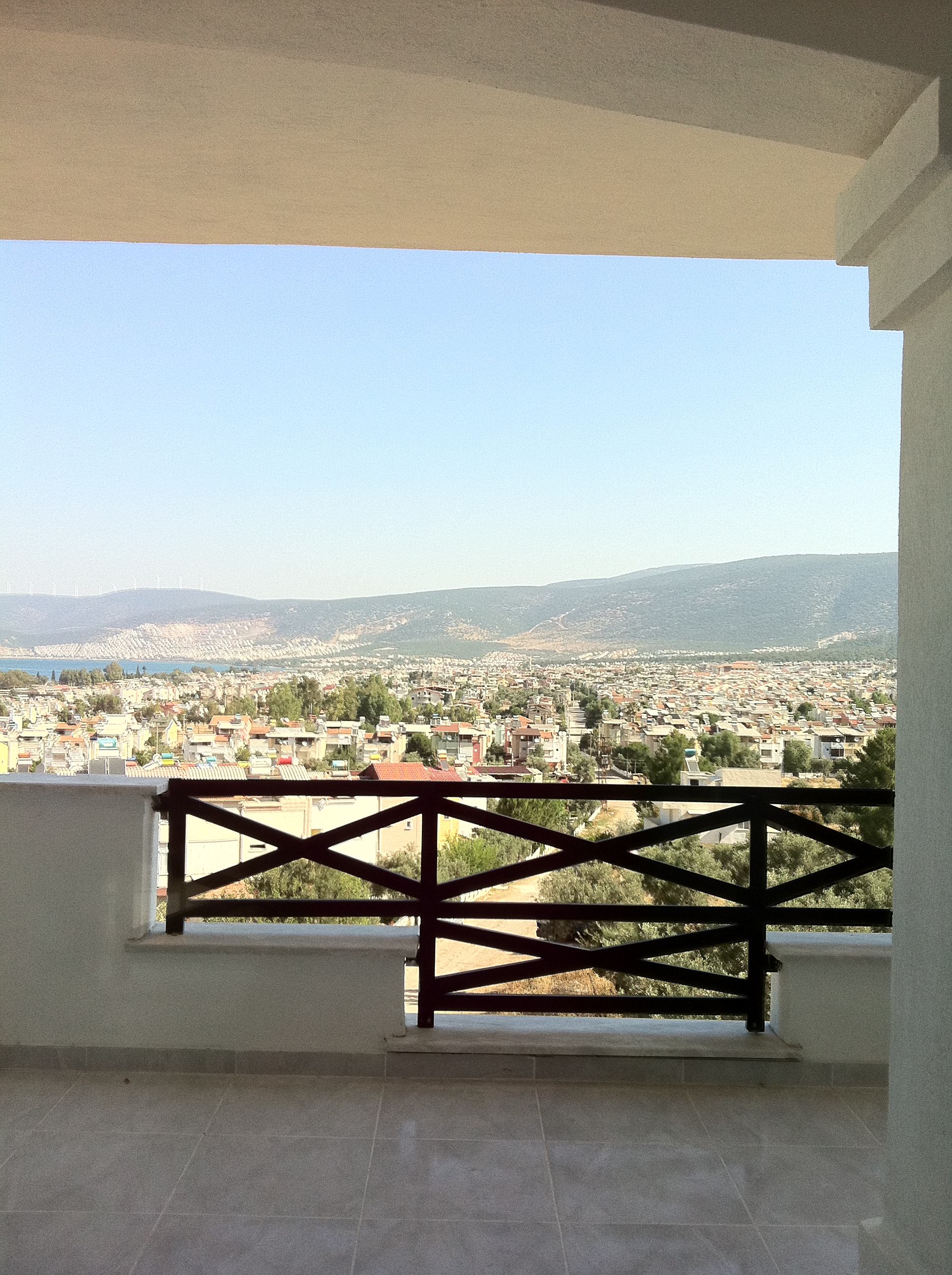 Zohreh Apartment | View from the Duplex